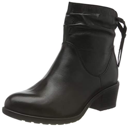 CAPRICE Damen 9-9-26430-25 Stiefelette, Black Nappa, 41 EU