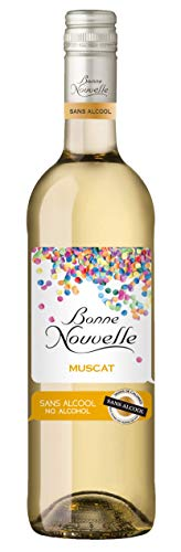 BONNE NOUVELLE Muscat 750 ml - Lot de 6