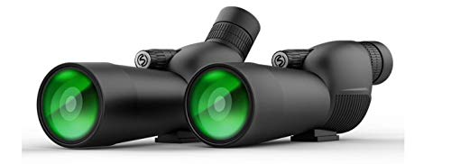 Great Price! Doifck 15-45x60 Monocular Telescope for Adults, HD High Power Bak4 Prism Monocular Wate...