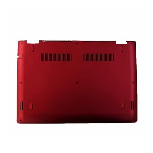 Drand New Bottom Base Case Cover for Lenovo FOR Yoga 500-14 500-14IBD 500-14IHW 500-14ISK Flex 3 14 Flex 3-1470 Flex 3-1480 5CB0H91166 (Color : Red)