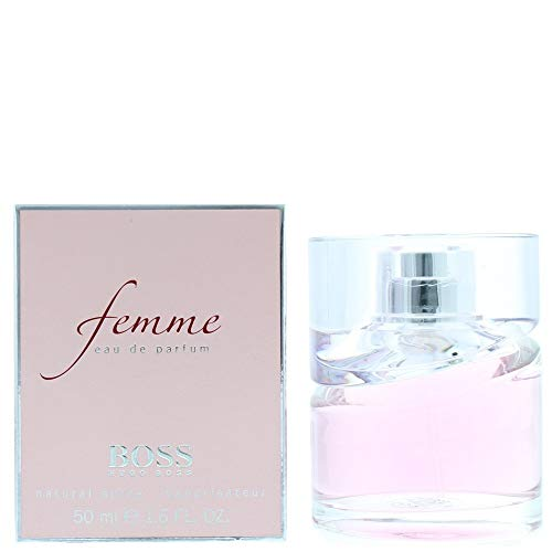 NEW Hugo Boss Femme 50ML Eau De Parfum - Spray - Hugo Boss