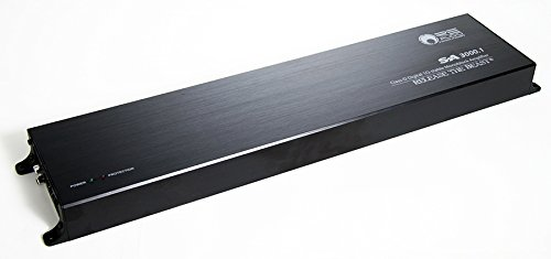 REAudio SA3000.1 RE Audio 4000W Monoblock SA Series Class D Amplifier