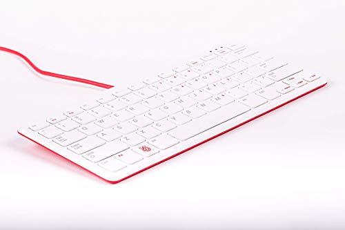 Raspberry Pi Official Keyboard & HUB USB (US Layout)