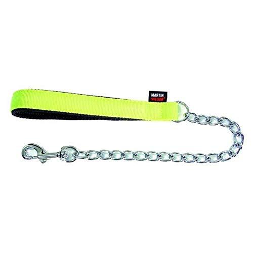 Martin Sellier - 12133.2 - Laisse à chaîne 60cm vert
