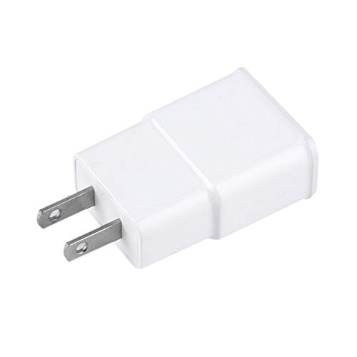 AC Wall Charger Tablet Power Adapter 5V 2A Dual USB 2-Port Travel Charging USA For Mobile Phone PC White US/EU Plug