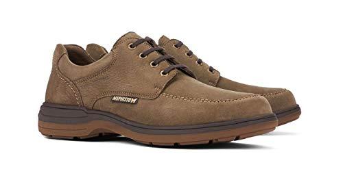 Mephisto P5128104 Schuhe Man Braun 40½