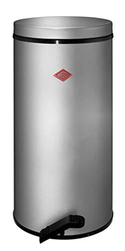 Wesco Tretabfallsammler Gastro 22 Liter silber