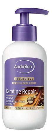 Andrelon Creme Keratine Repair, 200 ml
