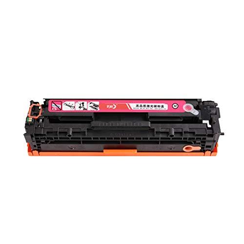 TEZAI (Edición estándar) Adecuado para Cartucho de tóner HP CF410A M452DW / DN/NW Cartucho de tóner HP452DN M477FDW / FNW M377DW Cartucho de Impresora Color Laserjet Pro Red