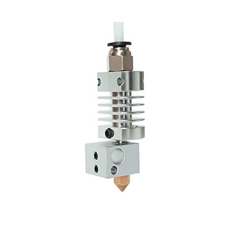 Meijin Printer Accessories BP6 Extruder Pre-assembled Hotend Kit with Silicone Cover for 3D Printer