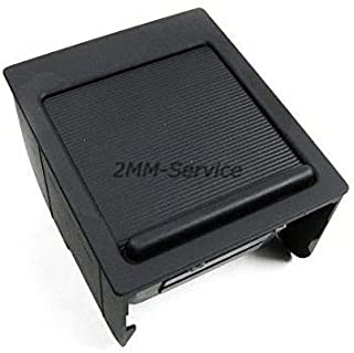 BMW e39 Center Console Insert coin Storage tray Black 5-series storing bin