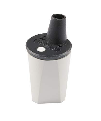 Dahle Minenspitzdose 301 (für Zeichenstifte bis 8,4 mm, Mine 2 mm) grau/schwarz