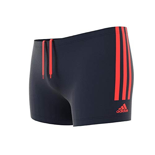 """adidas Fit SEMI3S BX Maillot de Bain Homme Legend Ink/App Solar Red FR: 2XL (Taille Fabricant: 34"""")"""