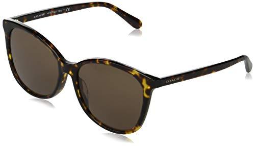 Gafas de Sol Coach HC 8271U Havana/Brown 57/16/140 mujer