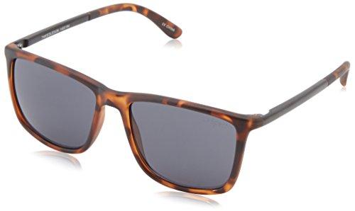Le Specs Tweedledum Sonnenbrille braun Einheitsgröße