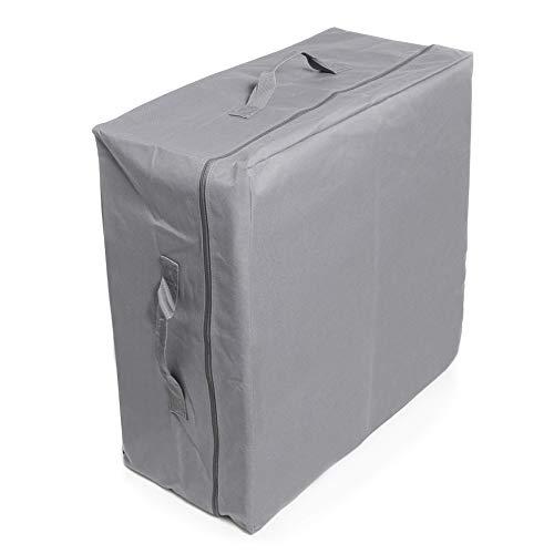 Carry Case for Milliard Tri-Fold Mattress 4 inch (Grey, 31 inch)