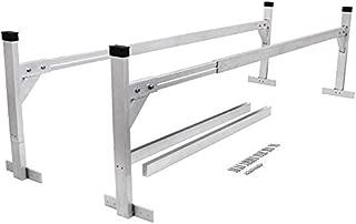 enclosed trailer hand tool rack