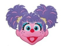 Abby Cadabby Iron on / Sew on Patch