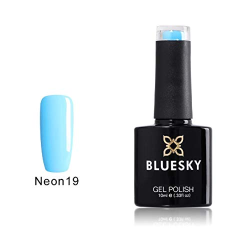 BLUESKY Gel-nagelfarben Sommer Neon 19, Pacific 10 ml