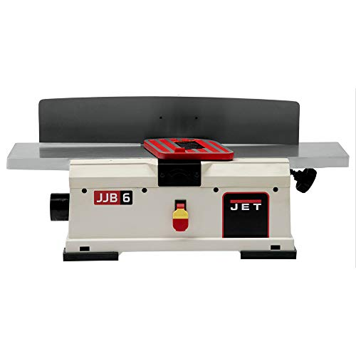 JET 718600 JJ-6HHBT 6 in. Benchtop Jointer