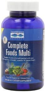 Trace Minerals Research Complete Foods Multi, 30 Day Supply, 240 Tablets