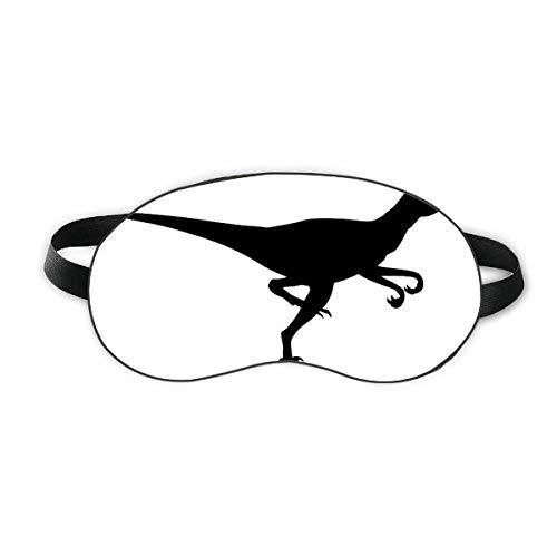 Dinossauro Ossos Miniatura Escudo para Dormir Osso Macio Sombra Noturna