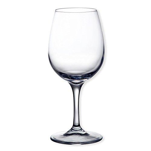 LUXON 3203033 Daily Calice Vetro Acqua, 34.5 cl, 6 Pezzi