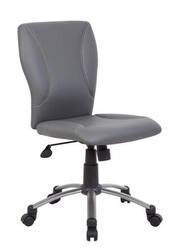 Boss Tiffany CaressoftPlus Chair, Grey