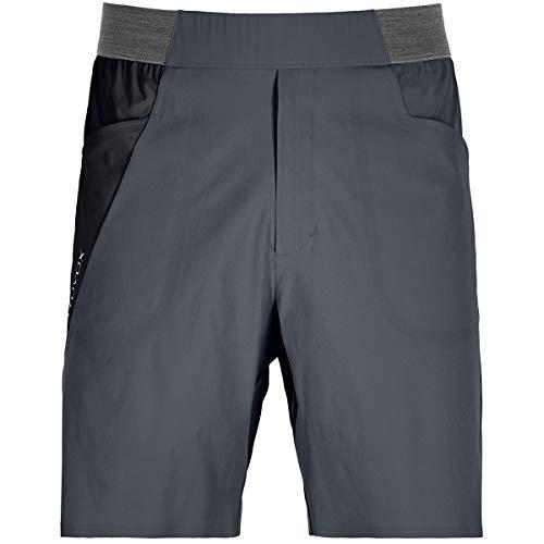ORTOVOX Herren Piz Selva Light Shorts, Black Raven, L