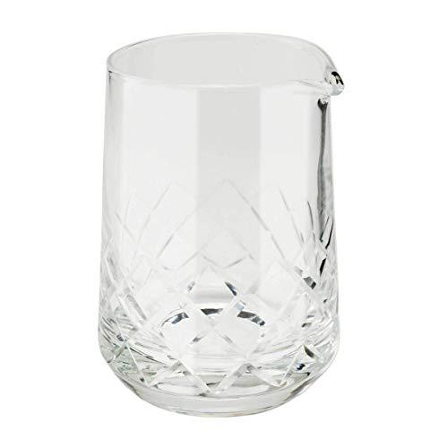 We Can Source It Ltd - Mezclar Tulpen 700ml Mischen Glas mit Gießen Lip