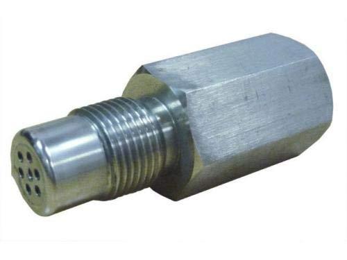 Lambdasonde Lambda Eliminator Spacer Metallkat Lamda Lamdasonde O2 Simulator (silber)