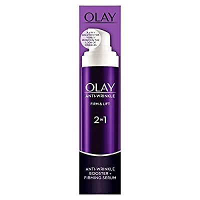 Olay Anti-Wrinkle Firm And Lift 2 in1 Booster and Firming Serum 50 ml