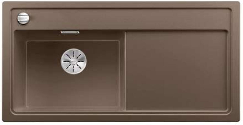 Weiß ZENAR XL 6 S 524 009 Küchenspüle S-524 Muskat