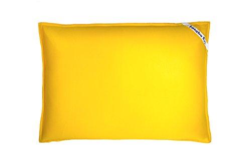 Jumbo Bag 30070–40Sitzsack schwimmend Polyester Gelb 170x 130x 30cm