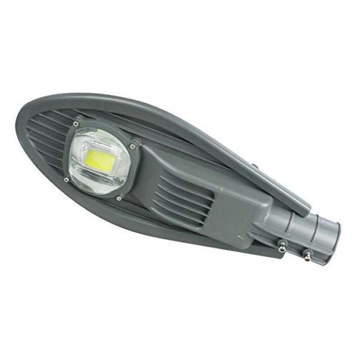 SODIAL Lampe D'Ext¨¦Rieur ¨¦Tanche de Rue Park Street Road IP65 30W LED Blanc Chaud