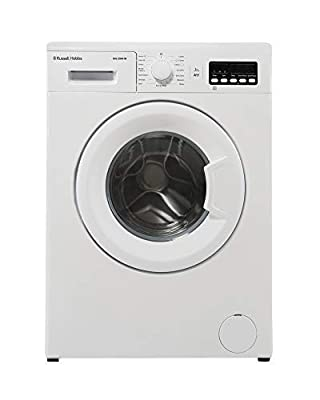 Russell Hobbs RH612WM1W 6kg 1200 rpm Spin A+++ Washing Machine - 2 Year Guarantee**