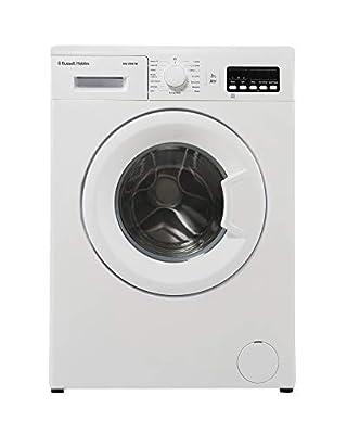 Russell Hobbs RH612WM1W 6kg 1200 rpm Spin A+++ Freestanding Washing Machine - 2 Year Guarantee**