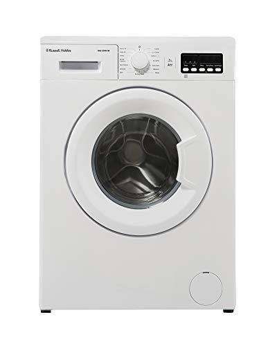 Russell Hobbs RH612WM1B 6kg 1200 rpm Spin A+++ Washing Machine - 2 Year Guarantee**