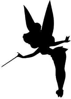 Tinker Bell Fairy Black 6