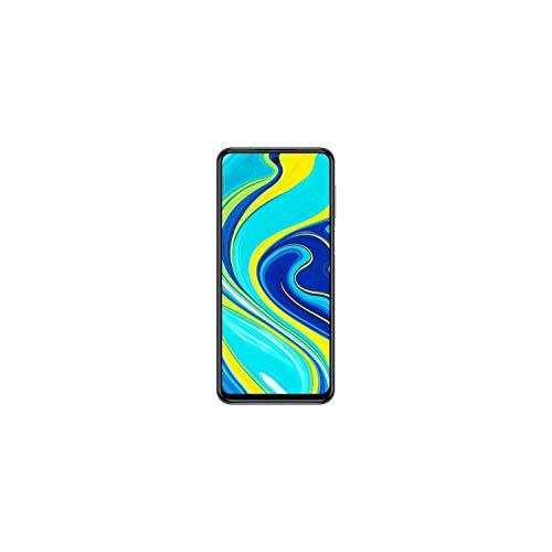 """Xiaomi Redmi Note 9S (Pantalla de 6,67"""" FHD+, DotDisplay, 6GB+128GB, Cámara cuádruple de 48MP, Snapdragon 720G, 5020mAh con Carga de 18W) Gris Interestelar [Versión Europea]"""