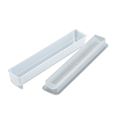 Akebono industry Magic Hosomaki Sushi Roll Mold - Clear - (WE-132)