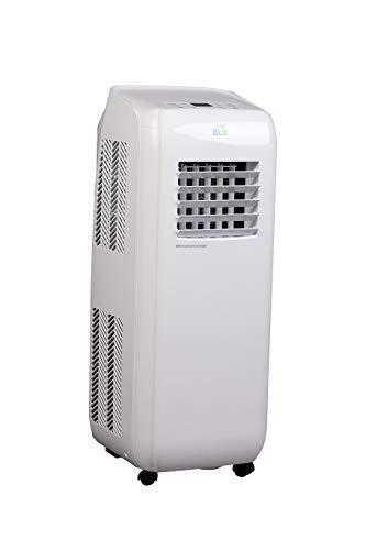 BLU-09CO 9,000 BTU Portable Air Conditioner with Window Kit - R290 Eco Refrigerant
