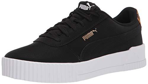 Puma Carina - Zapatillas deportivas para mujer, Negro (Negro), 38.5 EU