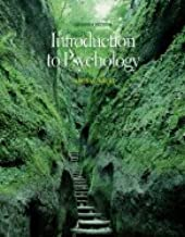 Introduction to Psychology (7th Edition)