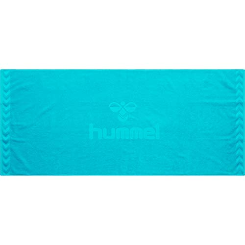 Hummel Old School Big Towel Handtuch, Bluebird, One Size