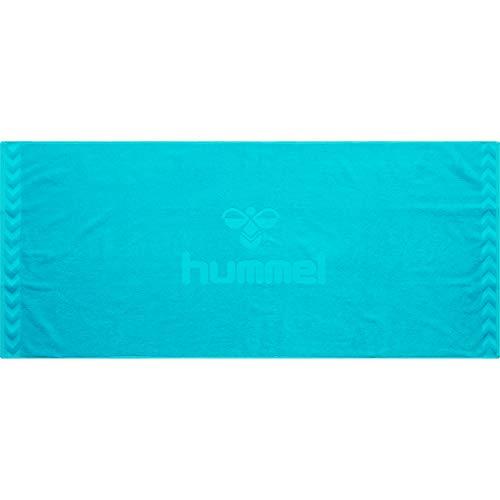 hummel Old School Big Towel Handtuch, Bluebird, One Size