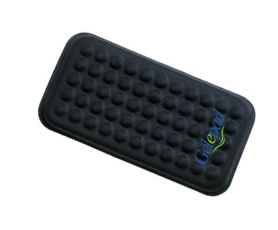 Gelepad 3x6 - Ultra Soft Gel Pad for Instant Comfort and Improved Ergonomic Sitting/Working for Elbow, Arm, Wrist