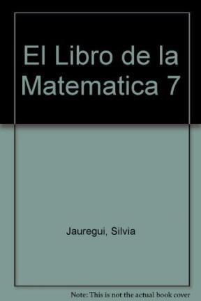 El Libro de la Matematica 7