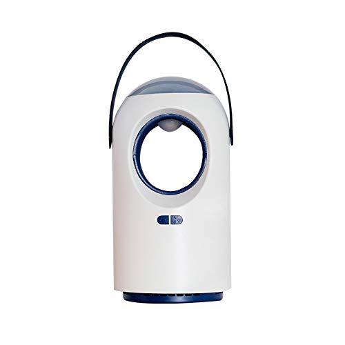 BeingHD Lámpara De Mosquitos Estrella USB Proyector Repelente De Mosquitos para El Hogar Trampa para Mosquitos 120 * 108 * 211 Moda Azul