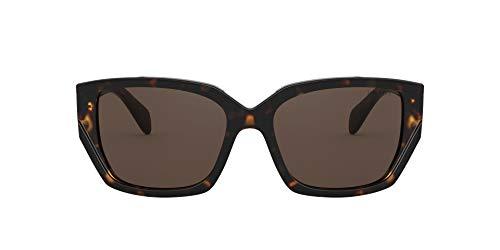 Prada sonnenbrille PR 15XS 2AU8C1 Havana marrone größe 56 mm Damen